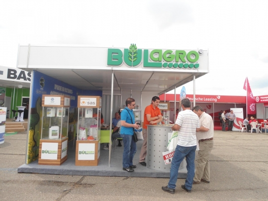 BULAGRO AD participates for the first time in BATA AGRO 2011